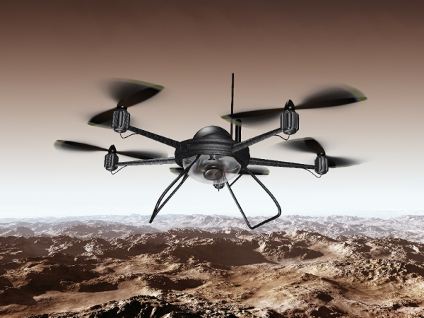 The Future of Unmanned Aircraft Systems (UAS) or Drones