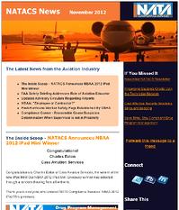 NATACS November Newsletter