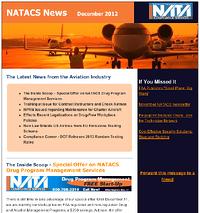 NATACS December Newsletter