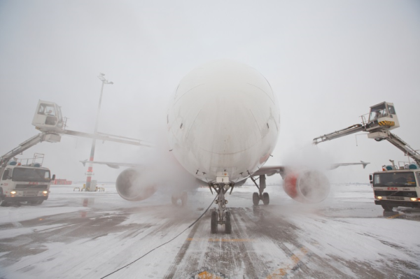 the real cost of bad weather on the airline industry