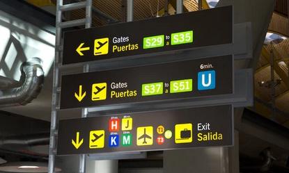 Airport_GatesBoard